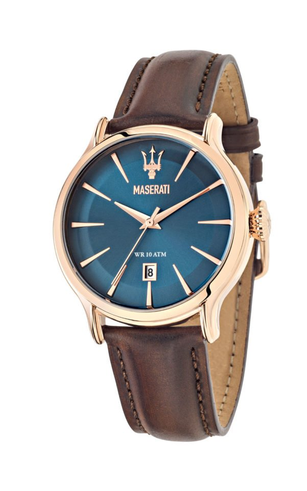 MASERATI R8851118001 Ανδρικό Ρολόι Quartz Ακριβείας