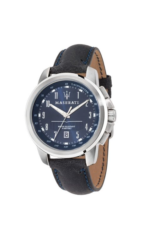 MASERATI R8851121003 Ανδρικό Ρολόι Quartz Χρονογράφος Ακριβείας