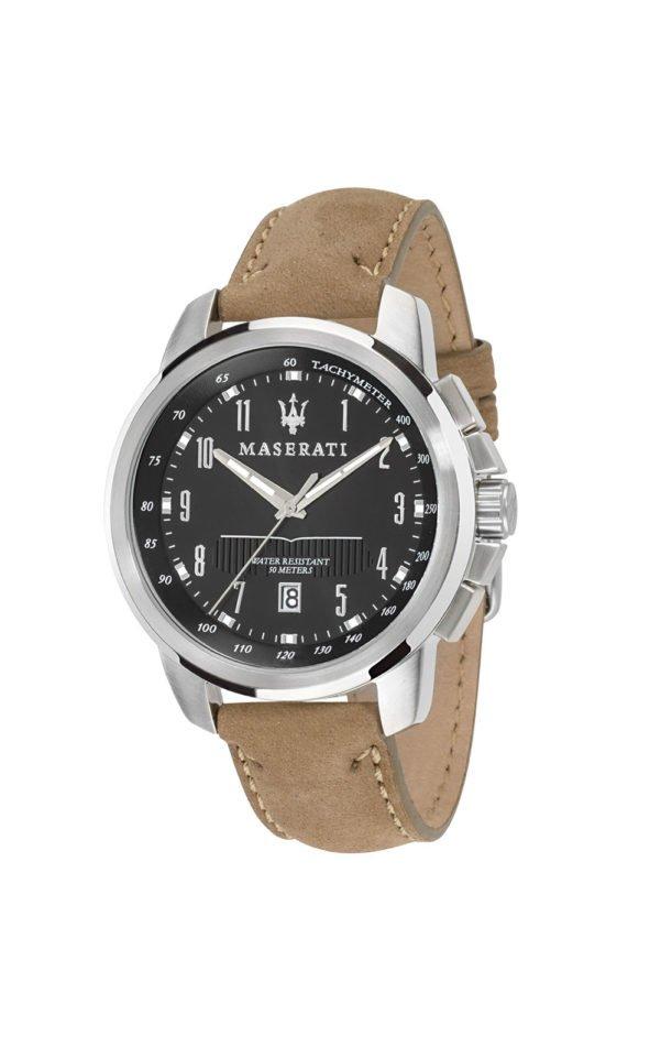 MASERATI R8851121004 Ανδρικό Ρολόι Quartz Χρονογράφος Ακριβείας
