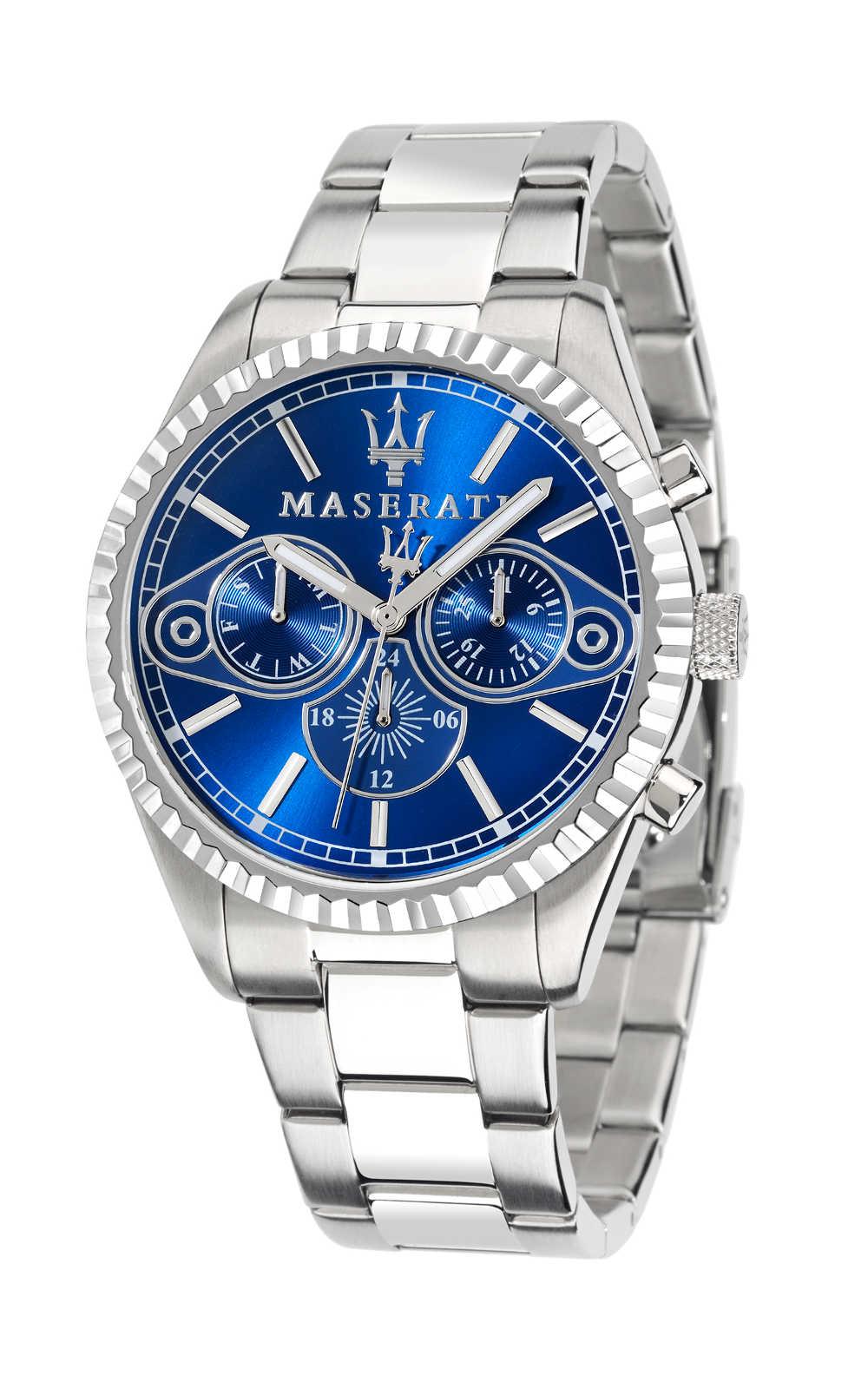 MASERATI R8853100009 Ανδρικό Ρολόι Quartz Χρονογράφος