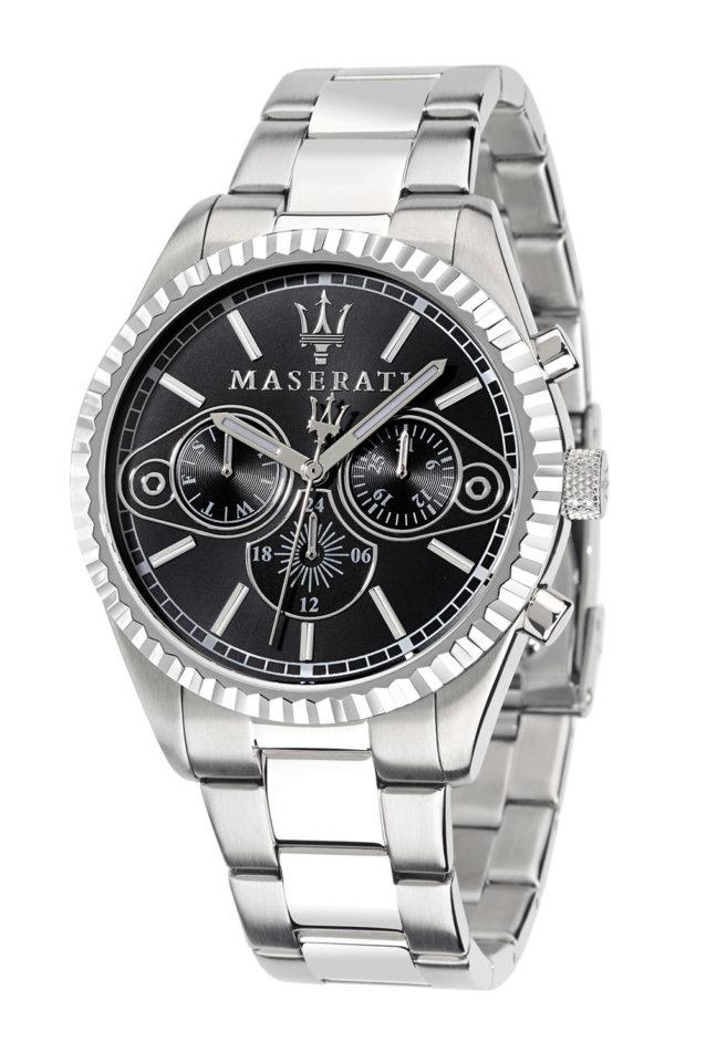MASERATI R8853100010 Ανδρικό Ρολόι Quartz Χρονογράφος Ακριβείας
