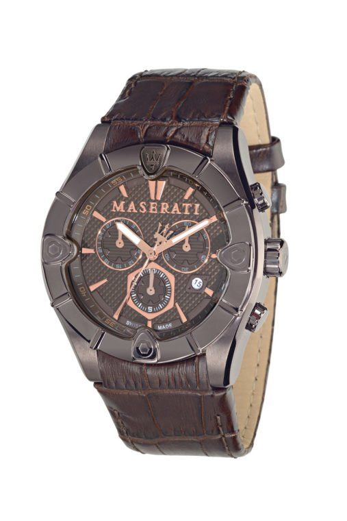 MASERATI R8871611001 Ανδρικό Ρολόι Quartz Χρονογράφος Ακριβείας