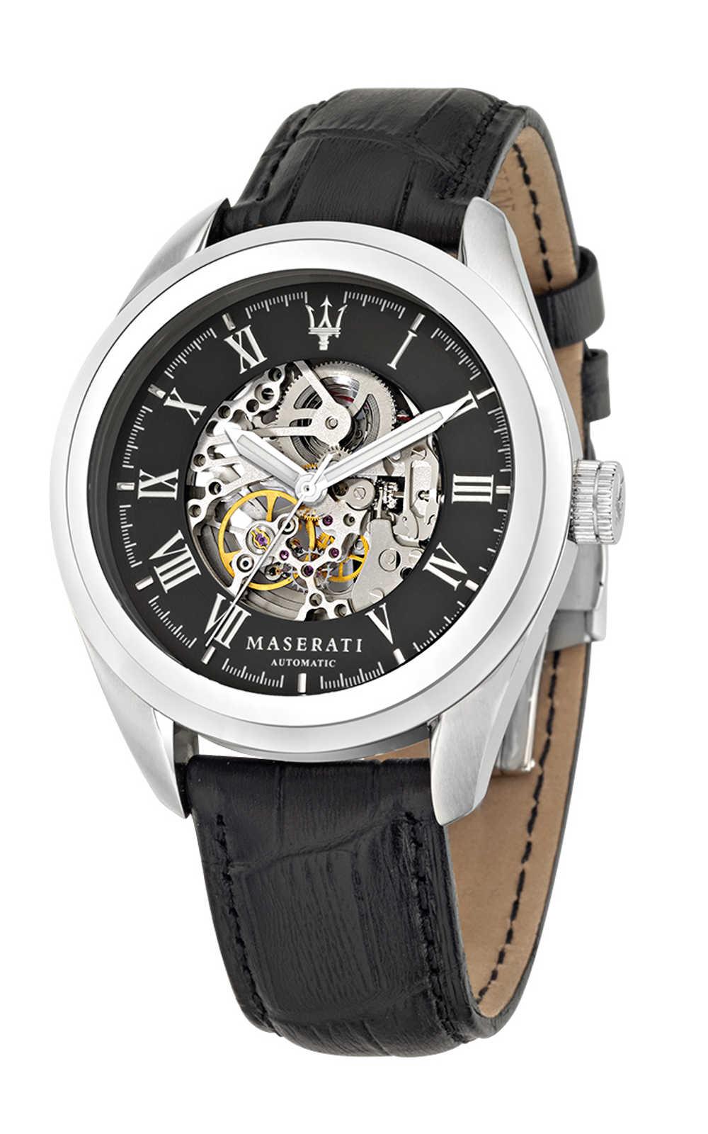 MASERATI R8871612001 Ανδρικό Ρολόι Αυτόματο