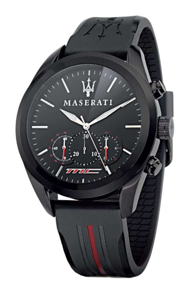 MASERATI R8871612004 Ανδρικό Ρολόι Quartz Χρονογράφος Ακριβείας