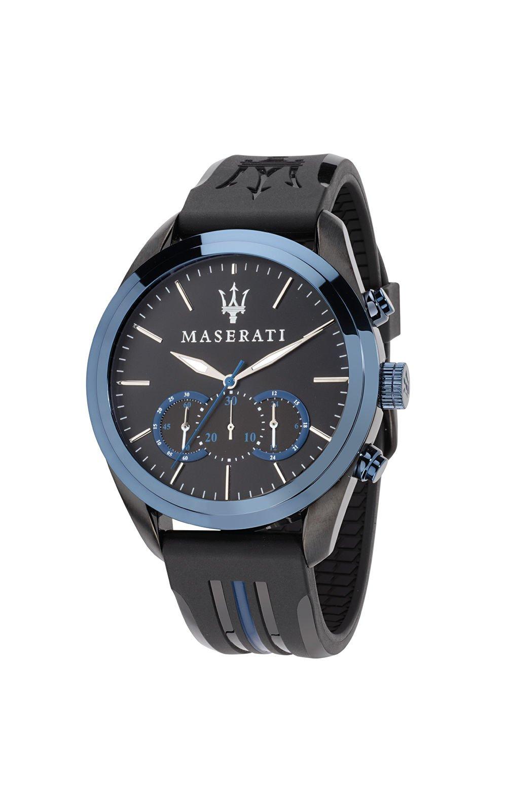 MASERATI R8871612006 Ανδρικό Ρολόι Quartz Χρονογράφος Ακριβείας