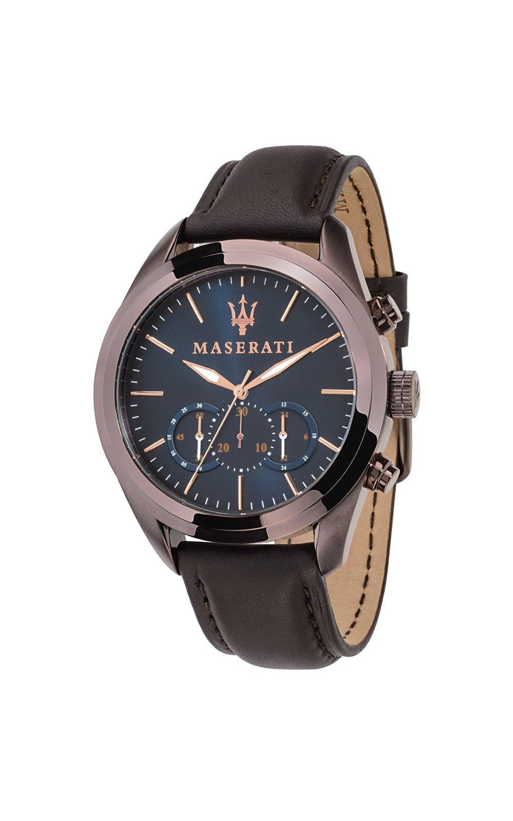MASERATI R8871612008 Ανδρικό Ρολόι Quartz Χρονογράφος Ακριβείας