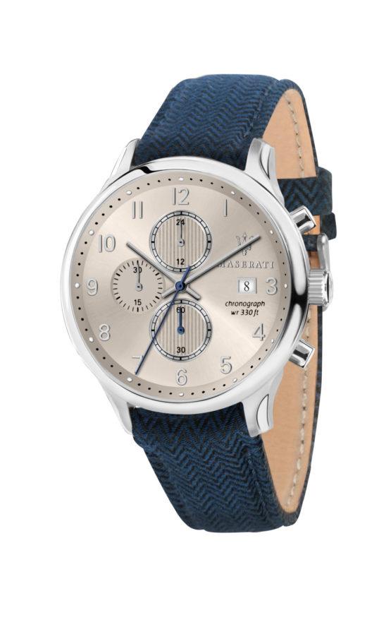 MASERATI GENTLEMAN R8871636004 Ανδρικό Ρολόι Quartz Χρονογράφος Ακριβείας