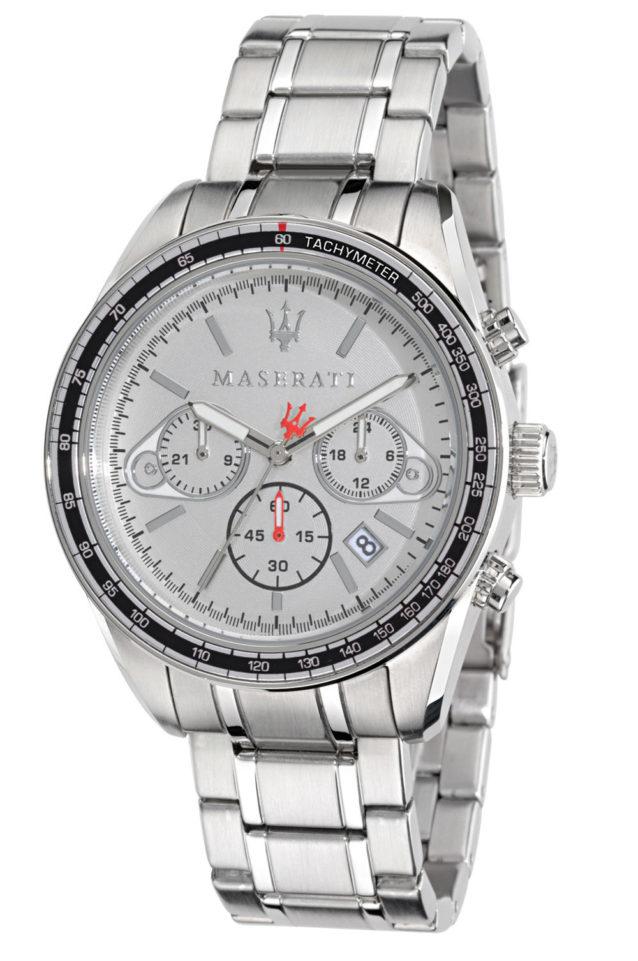 MASERATI R8873602001 Ανδρικό Ρολόι Quartz Χρονογράφος Ακριβείας