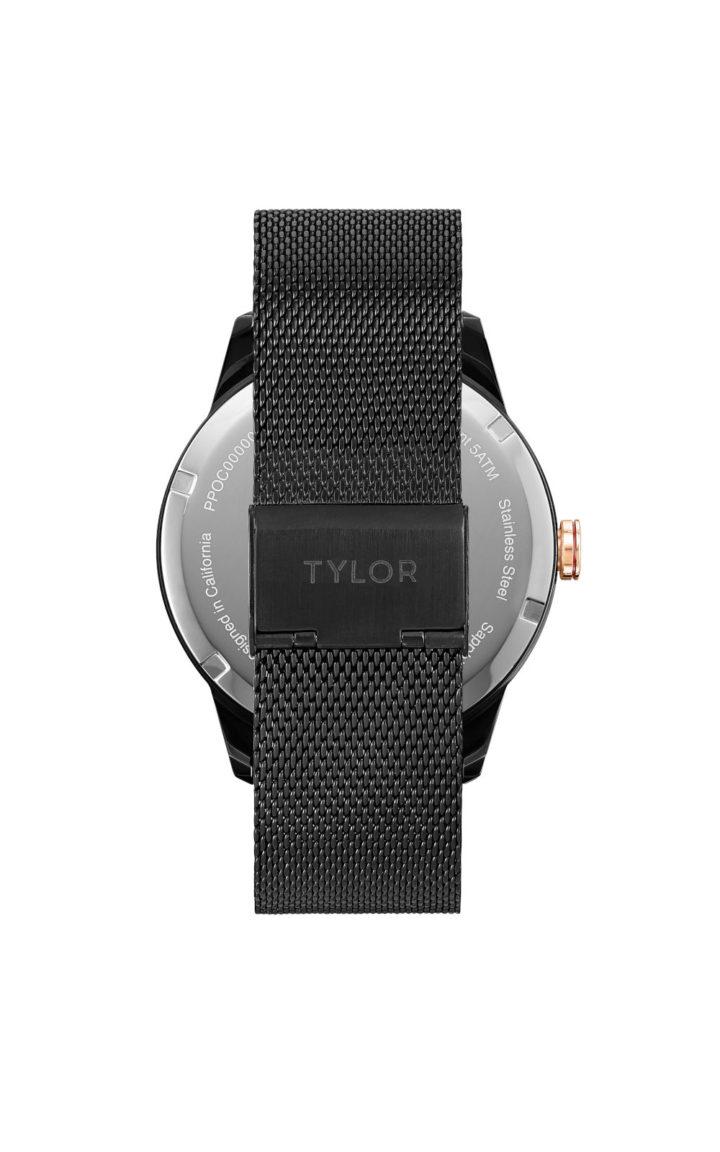 TYLOR TLAB010 Ανδρικό Ρολόι Quartz Ακριβείας Back