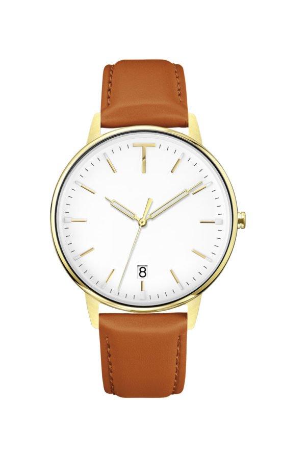 TYLOR TLAD003 Γυναικείο Ρολόι Quartz Ακριβείας
