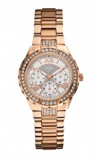 Guess W0300L2 Γυναικείο Ρολόι Quartz Multi-Function