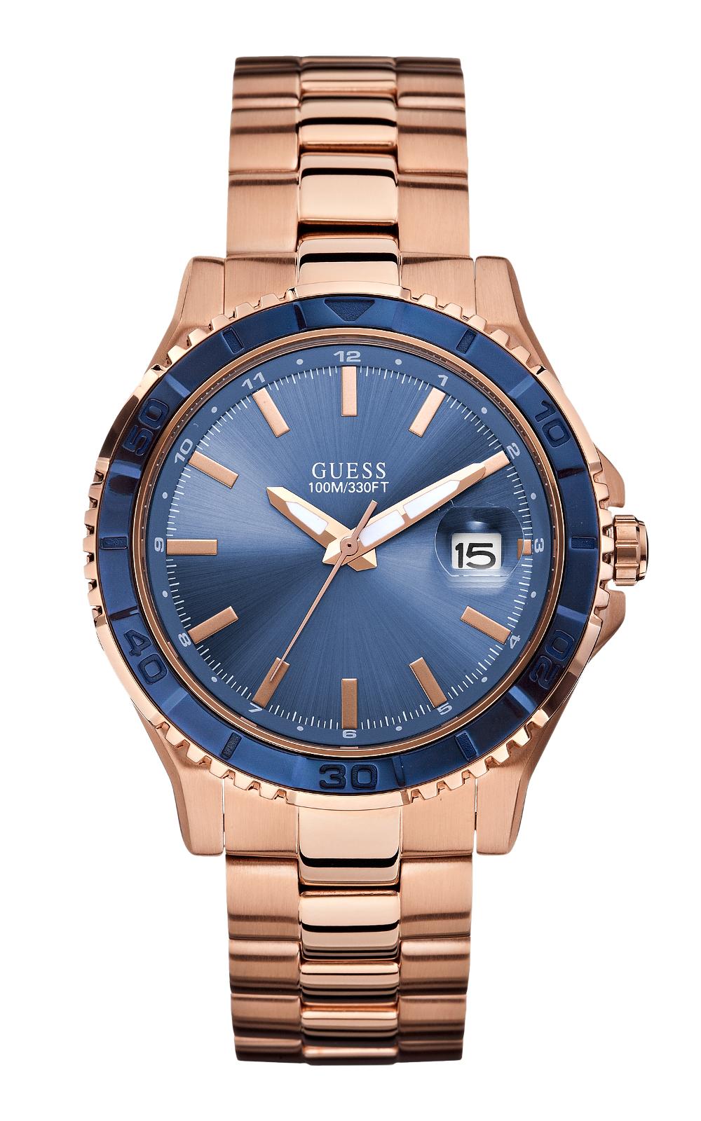 GUESS W0244G3 Ανδρικό Ρολόι Quartz Ακριβείας c77d4a316e6