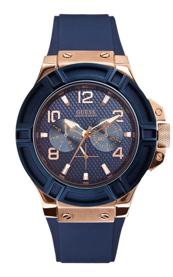 GUESS W0247G3 Ανδρικό Ρολόι Quartz Multi-Function
