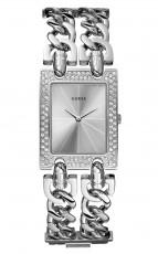 GUESS W0312L1Γυναικείο Ρολόι Quartz Ακριβείας