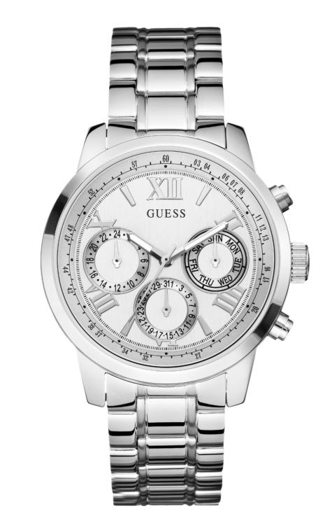 GUESS W0330L3 Γυναικείο Ρολόι Quartz Multi-Function