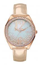 GUESS W0337L3 Γυναικείο Ρολόι Quartz Ακριβείας