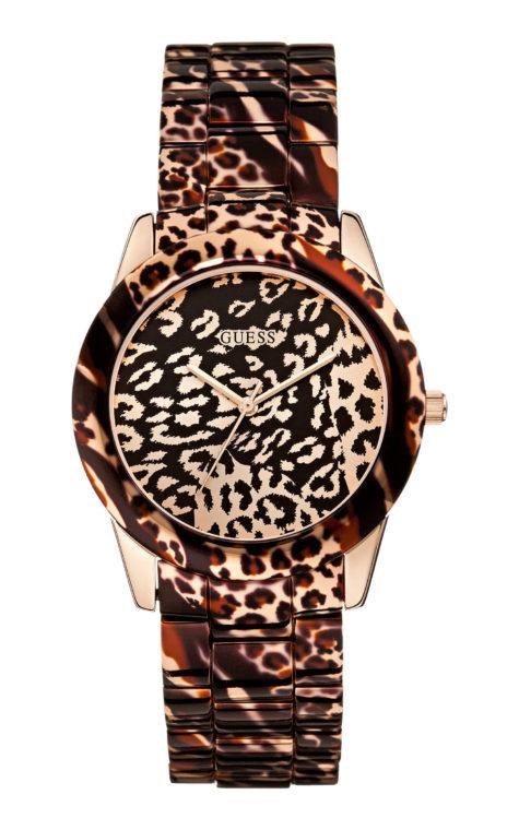 GUESS W0425L3 Γυναικείο Ρολόι Quartz Ακριβείας