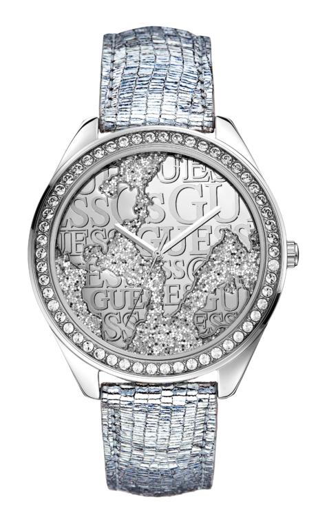 GUESS W0503L1 Γυναικείο Ρολόι Quartz Ακριβείας