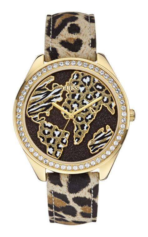 GUESS W0504L2 Γυναικείο Ρολόι Quartz Ακριβείας