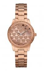 GUESS W0544L1 Γυναικείο Ρολόι Quartz Ακριβείας
