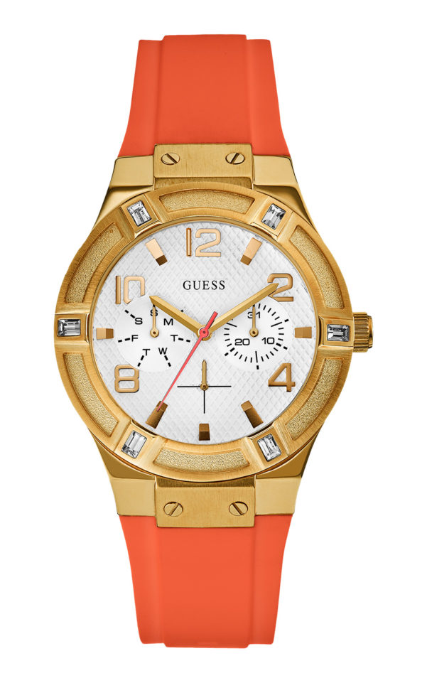 GUESS W0564L2 Γυναικείο Ρολόι Quartz Multi-Function