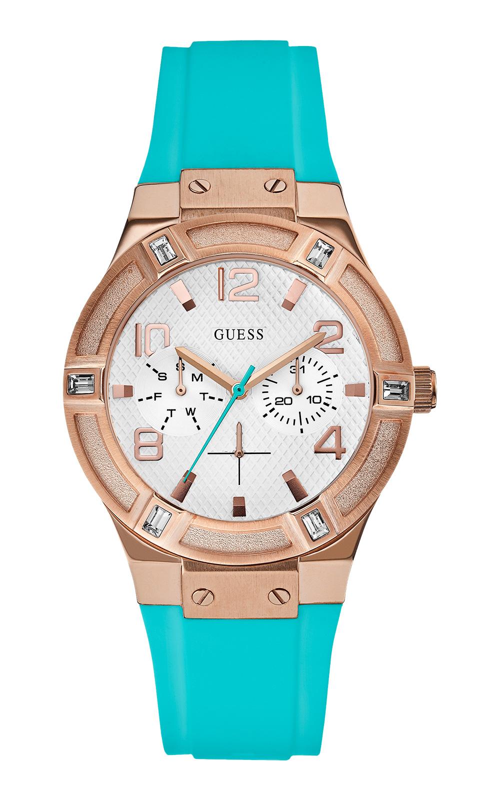 GUESS W0564L3 Γυναικείο Ρολόι Quartz Multi-Function