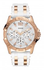 GUESS W0615L1 Γυναικείο Ρολόι Quartz Multi-Function