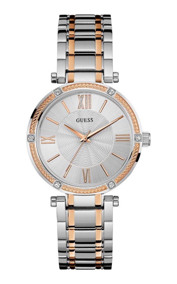 GUESS W0636L1 Γυναικείο Ρολόι Quartz Ακριβείας