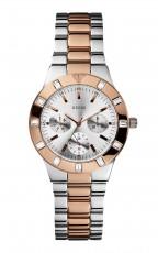 GUESS W14551L1 Γυναικείο Ρολόι Quartz Multi-Function