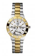 GUESS W14551L2 Γυναικείο Ρολόι Quartz Multi-Function