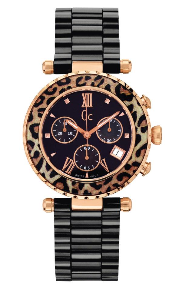 GC X43011M2S Γυναικείο Ρολόι Quartz Χρονογράφος Ακριβείας