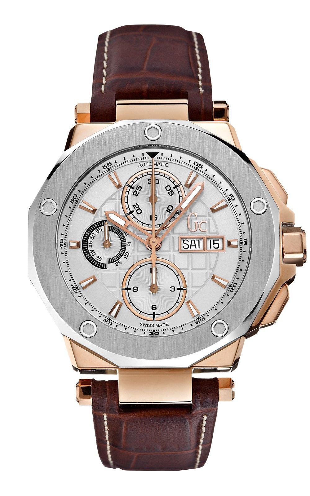 GC X48003G1S Ανδρικό Ρολόι Αυτόματο Limited Edition