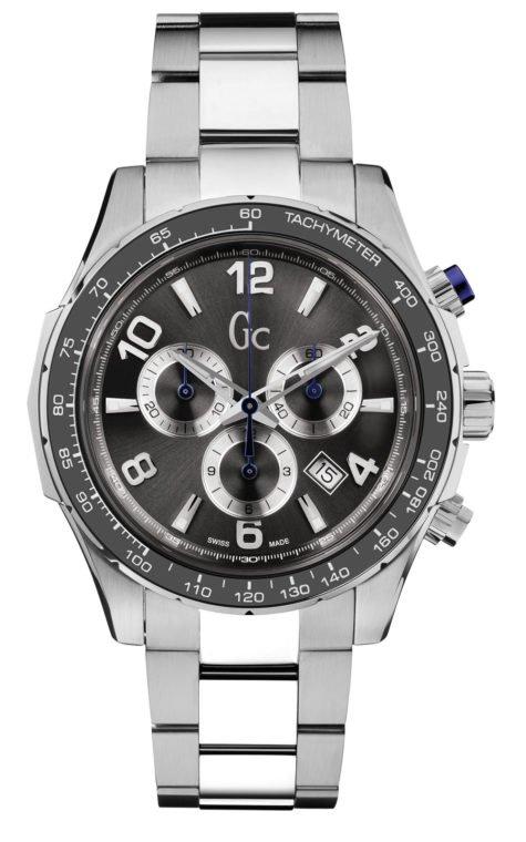 GC X51002G5S Ανδρικό Ρολόι Quartz Χρονογράφος Ακριβείας