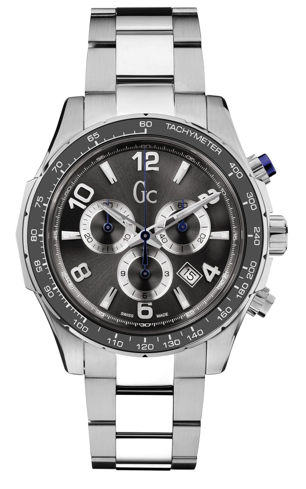 GC X51002G5S Ανδρικό Ρολόι Quartz Χρονογράφος Ακριβείας 7c1d5a97543