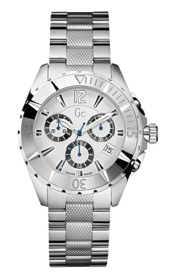 GC X71002M1S Γυναικείο Ρολόι Quartz Χρονογράφος Ακριβείας