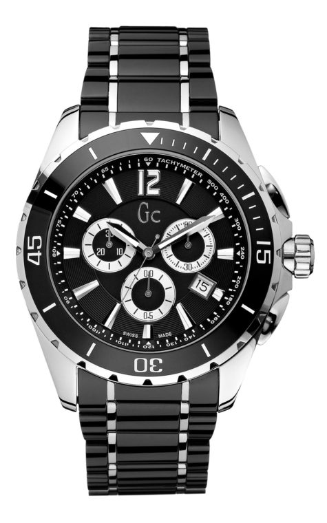 GC X76002G2S Ανδρικό Ρολόι Quartz Χρονογράφος Ακριβείας