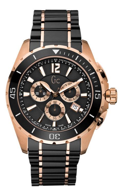 GC X76004G2S Ανδρικό Ρολόι Quartz Χρονογράφος Ακριβείας