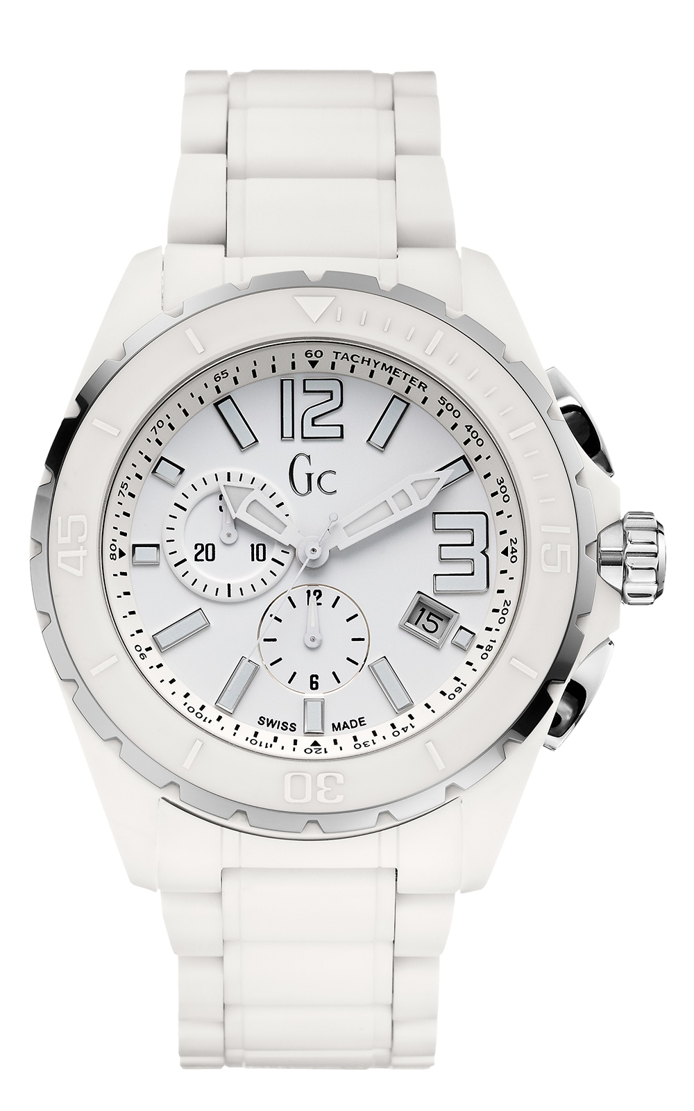 GC X76012G1S Ανδρικό Ρολόι Quartz Χρονογράφος Ακριβείας 70080d116c7