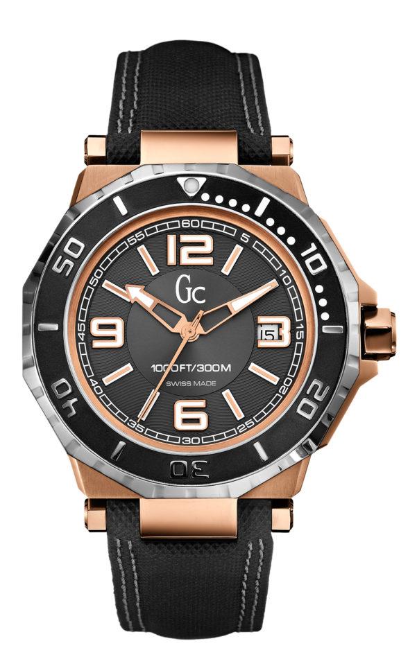 GC X79002G2S Ανδρικό Ρολόι Quartz Ακριβείας