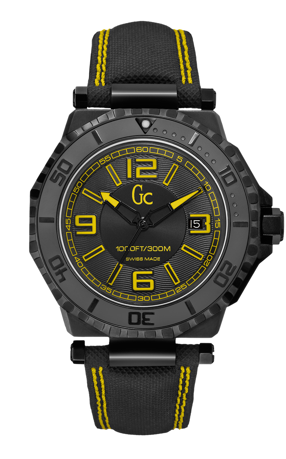 GC X79014G2S Ανδρικό Ρολόι Quartz Ακριβείας