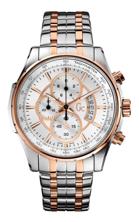 GC X81003G1S Αντρικό Ρολόι Quartz Χρονογράφος Ακριβείας