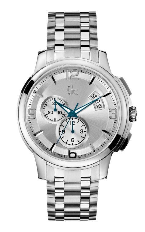 GC X83001G1S Ανδρικό Ρολόι Quartz Χρονογράφος Ακριβείας