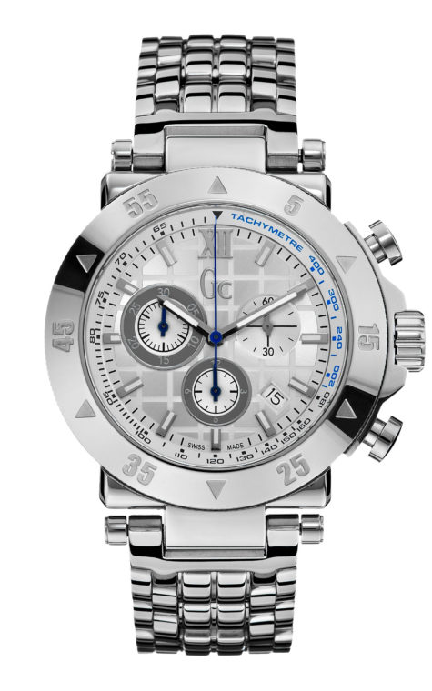 GC X90002G1S Αντρικό Ρολόι Quartz Χρονογράφος Ακριβείας