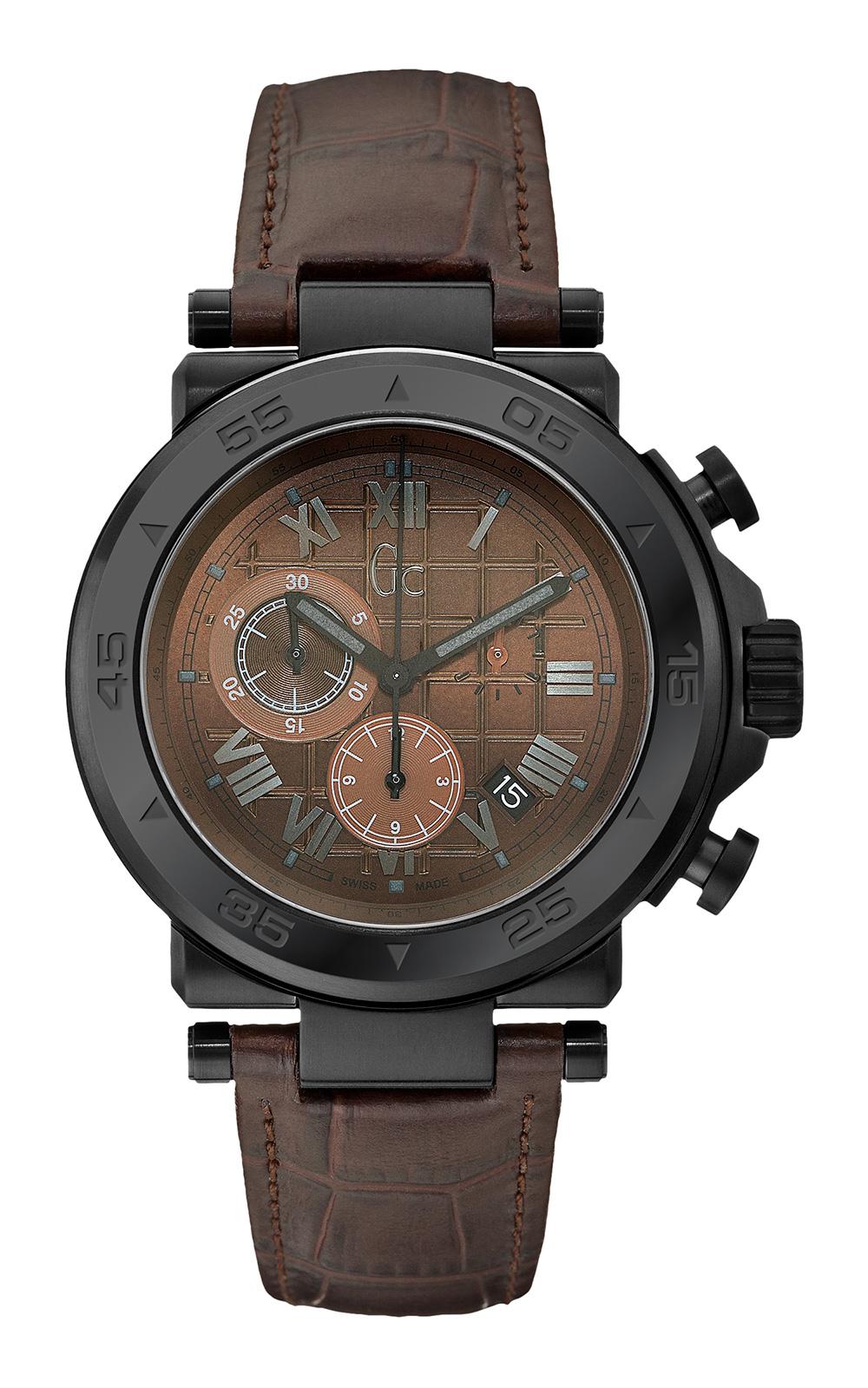 GC X90003G4S Ανδρικό Ρολόι Quartz Χρονογράφος Ακριβείας