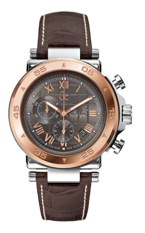GC X90005G2S Ανδρικό Ρολόι Quartz Χρονογράφος Ακριβείας