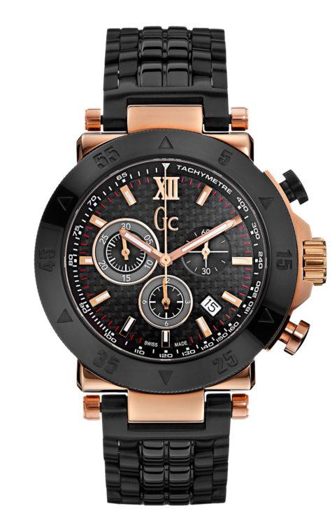 GC X90006G2S Ανδρικό Ρολόι Quartz Χρονογράφος Ακριβείας