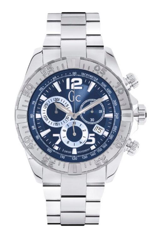 GC Y02004G7 Ανδρικό Ρολόι Quartz Χρονογράφος Ακριβείας