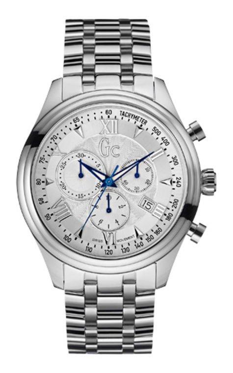 GC Y04005G1 Ανδρικό Ρολόι Quartz Χρονογράφος Ακριβείας