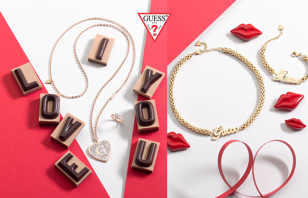 Guess jewellery valentine's day 05