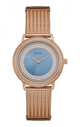 GUESS W0836L1 Γυναικείο Ρολόι Quartz Ακριβείας